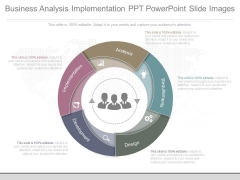 Business Analysis Implementation Ppt Powerpoint Slide Images
