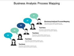 Business Analysis Process Mapping Ppt PowerPoint Presentation Professional Format Cpb