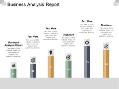 Business Analysis Report Ppt PowerPoint Presentation Pictures Designs Download Cpb