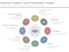 Business Analysis Tools Presentation Images