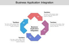 Business Application Integration Ppt PowerPoint Presentation Icon Show Cpb Pdf