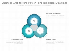 Business Architecture Powerpoint Templates Download