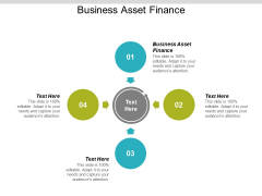 Business Asset Finance Ppt PowerPoint Presentation Model Show Cpb