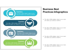 Business Best Practices Infographics Ppt Powerpoint Presentation Gallery Format