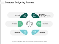 Business Budgeting Process Ppt Powerpoint Presentation Summary Ideas Cpb