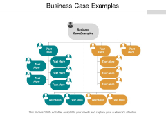 Business Case Examples Ppt PowerPoint Presentation File Templates Cpb
