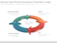 Business Case Personal Development Presentation Images