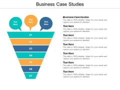 Business Case Studies Ppt PowerPoint Presentation Layouts Designs Download Cpb