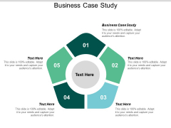 Business Case Study Ppt PowerPoint Presentation Model Topics Cpb