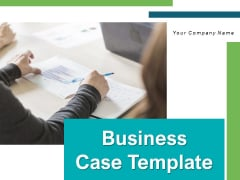 Business Case Template Improvements Business Ppt PowerPoint Presentation Complete Deck