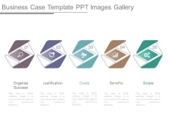Business Case Template Ppt Images Gallery