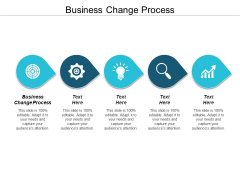 Business Change Process Ppt PowerPoint Presentation Inspiration Aids Cpb