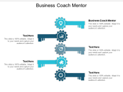 Business Coach Mentor Ppt PowerPoint Presentation Layouts Images Cpb