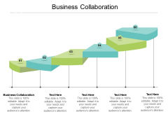 Business Collaboration Ppt PowerPoint Presentation Professional Example File Cpb