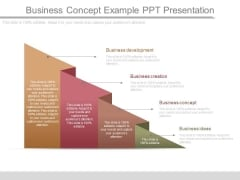 Business Concept Example Ppt Presentation