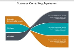 Business Consulting Agreement Ppt PowerPoint Presentation Gallery Template Cpb