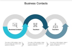 Business Contacts Ppt Powerpoint Presentation Infographic Template Slides Cpb