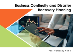 Business Continuity And Disaster Recovery Planning Operations Ppt PowerPoint Presentation Complete Deck