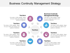 Business Continuity Management Strategy Ppt PowerPoint Presentation Icon Graphics Pictures Cpb