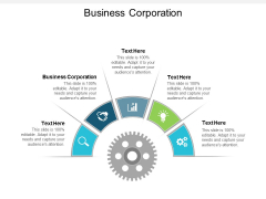 Business Corporation Ppt Powerpoint Presentation Slides Structure Cpb