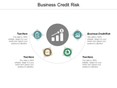 Business Credit Risk Ppt PowerPoint Presentation Professional Designs