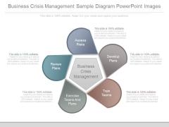 Business Crisis Management Sample Diagram Powerpoint Images
