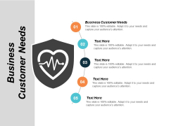 Business Customer Needs Ppt PowerPoint Presentation Visual Aids Infographic Template Cpb
