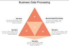 Business Data Processing Ppt PowerPoint Presentation File Master Slide Cpb