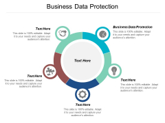 Business Data Protection Ppt PowerPoint Presentation Show Inspiration Cpb