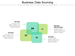 Business Data Sourcing Ppt PowerPoint Presentation Styles Example File Cpb Pdf