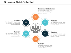Business Debt Collection Ppt Powerpoint Presentation File Visual Aids Cpb