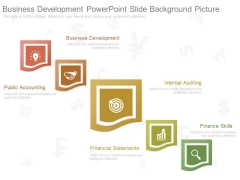Business Development Powerpoint Slide Background Picture