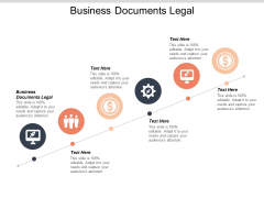 Business Documents Legal Ppt PowerPoint Presentation Show Deck Cpb