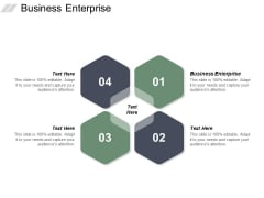 Business Enterprise Ppt PowerPoint Presentation Infographics Images Cpb