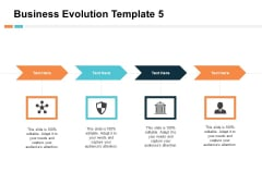 Business Evolution Business Ppt PowerPoint Presentation Ideas Templates