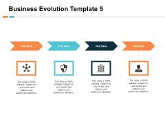 Business Evolution Business Ppt PowerPoint Presentation Ideas Templates