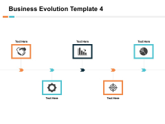 Business Evolution Marketing Management Ppt PowerPoint Presentation Pictures Deck