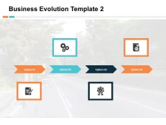 Business Evolution Marketing Ppt PowerPoint Presentation Infographic Template Ideas