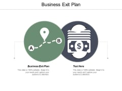 Business Exit Plan Ppt PowerPoint Presentation Summary Show Cpb