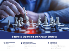 Business Expansion And Growth Strategy Ppt PowerPoint Presentation Portfolio Backgrounds PDF