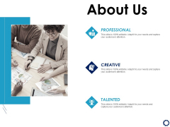 Business Expansion Framework About Us Ppt Pictures Portfolio PDF