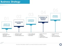 Business Expansion Framework Business Strategy Ppt Model Guidelines PDF