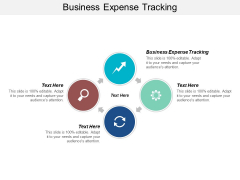 Business Expense Tracking Ppt PowerPoint Presentation Themes Cpb