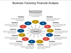 Business Factoring Financial Analysis Ppt PowerPoint Presentation Summary Skills Cpb Pdf