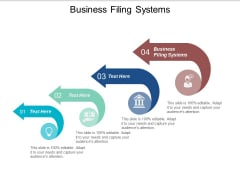 Business Filing Systems Ppt PowerPoint Presentation Gallery Background Cpb