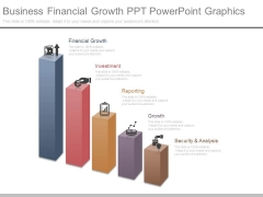 Business Financial Growth Ppt Powerpoint Graphics