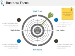 Business Focus Ppt PowerPoint Presentation Pictures Graphics Download