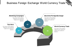 Business Foreign Exchange World Currency Trade Marketing Campaigns Ppt PowerPoint Presentation Styles Templates