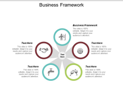 Business Framework Ppt PowerPoint Presentation Outline Example Cpb