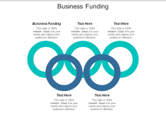 Business Funding Ppt PowerPoint Presentation Pictures Layouts Cpb